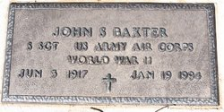 John Stanley Baxter