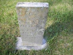 John Allen Alexander