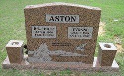 B L Bill Aston