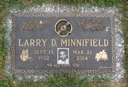 Larry Dale Minnifield