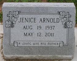 Jenice Carol <i>Streeter</i> Arnold