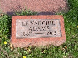 Alice Le Vanchie Le Vanchie <i>Barnes</i> Adams