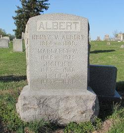 Margaret <i>Bessner</i> Albert