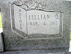 Lillian Louise <i>Overby</i> Garris