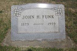 John H Funk