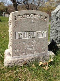 William T Curley