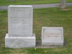 Early Clifford Burkey