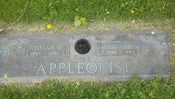 Edith Yeeda <i>Olson</i> Applequist