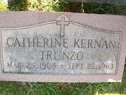 Catherine <i>Kernan</i> Trunzo