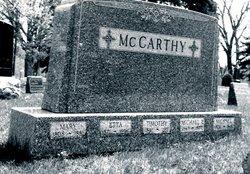 Mary <i>Gleason</i> McCarthy