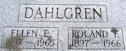 Roland F. Dahlgren
