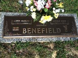 John Albert Benefield