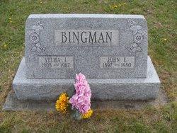 John E. Bingman