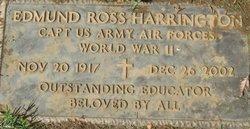 Edmund Ross Harrington