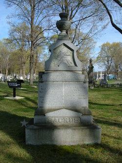 Martha J. <i>Caldwell</i> Backus