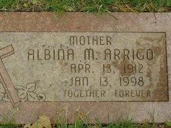 Albina M. Arrigo