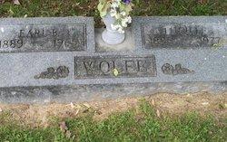Lucille E. <i>Dance</i> Wolfe