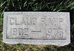 Claud Raup