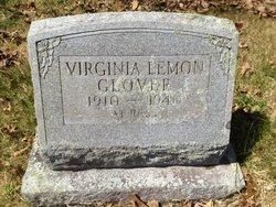 Virginia <i>Lemon</i> Glover