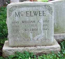 Esther <i>McNeil</i> McElwee