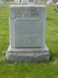 Charles F Hayes