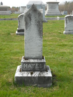 Ellen E <i>Lyons</i> Hayes