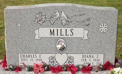 Diana J <i>Cones</i> Mills