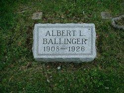 Albert L. Ballinger