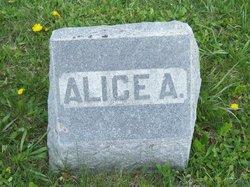 Alice Amelia Back