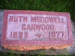 Ruth <i>Beeler</i> McDowell Garwood