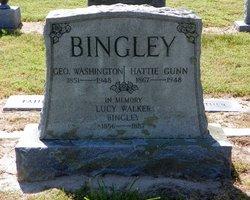George Washington Bingley