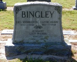 Lucy <i>Walker</i> Bingley