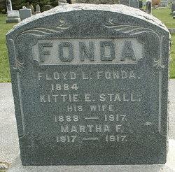 Kittie E <i>Stall</i> Fonda