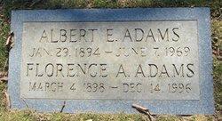 Albert E. Adams
