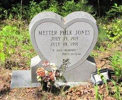 Metter <i>Polk</i> Jones