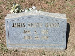 James Melvin Moore