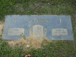 Mary Kathrine <i>Sylvest</i> Ellison