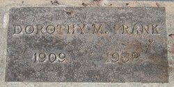 Dorothy M Frank