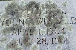 Ruth Ethel <i>Young</i> Winfield