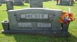 Jo Gladys <i>Cline</i> Archer