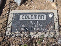 Viola Coleman