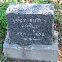 Lucy J <i>Busey</i> Jones