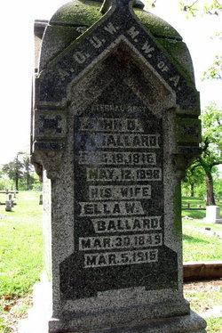 John Dayton Ballard