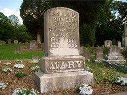 Virginia May <i>Powell</i> Avary