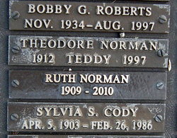 Ruth Norman