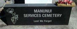 Manunui Cemetery