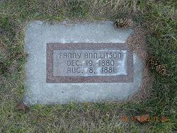 Fanny Litson