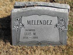 Luis M Melendez