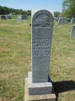 Margarett B. <i>Loy</i> Bennett