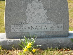 Nicholas Anania